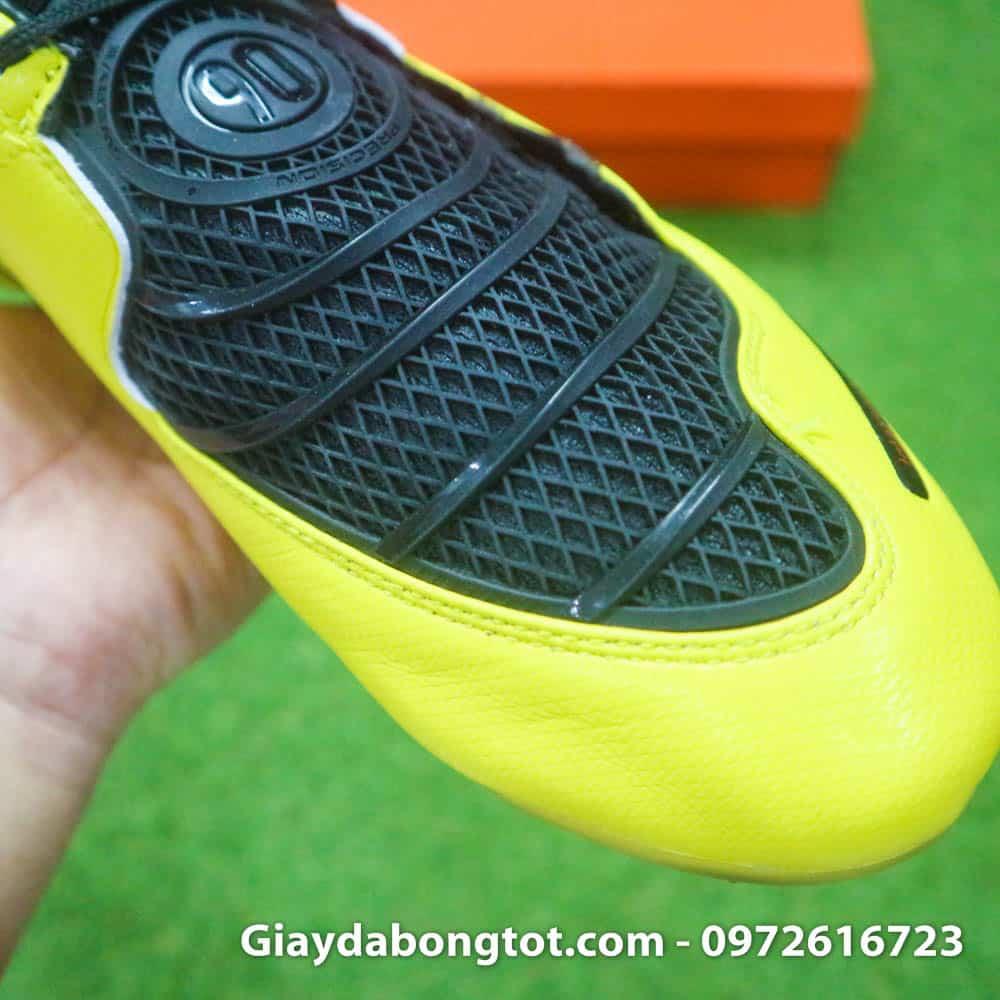 Giay da bong Nike T90 Laser I Remake Vang den Rooney (13)