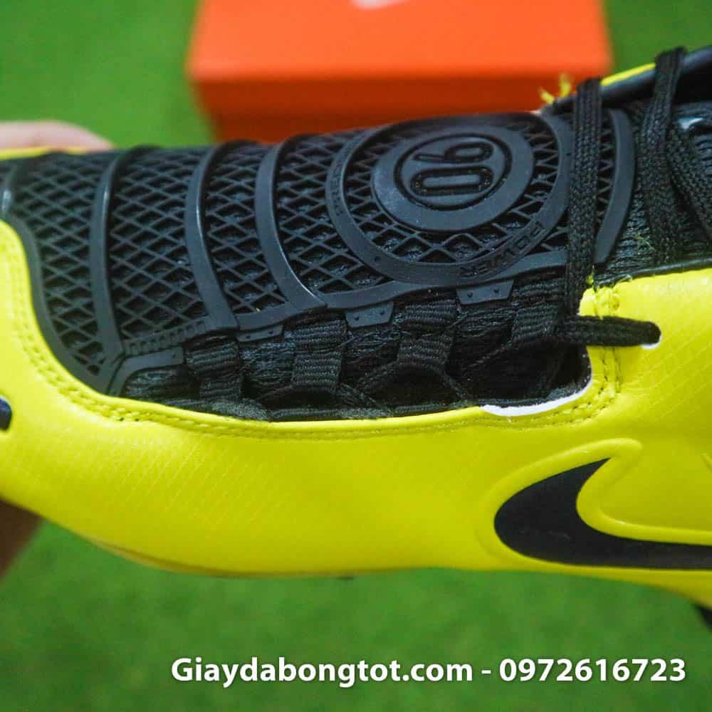Giay da bong Nike T90 Laser I Remake Vang den Rooney (14)