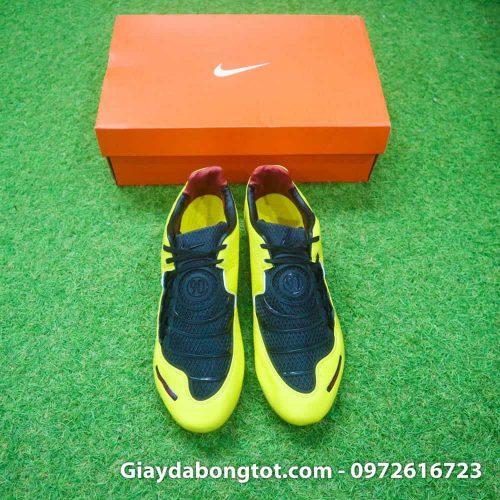 Giay da bong Nike T90 Laser I Remake Vang den Rooney (5)
