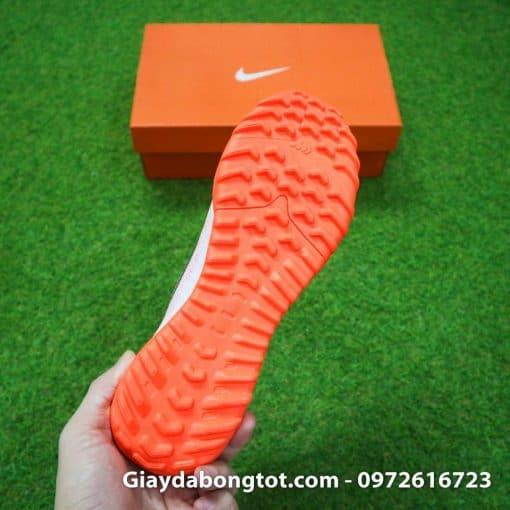 Giay da bong co cao Nike Mercurial Superfly VI mau cam trang Euphoria pack (10)