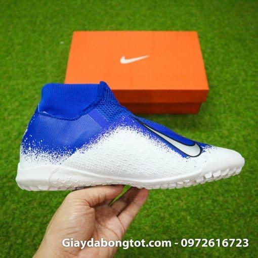"""Giày Nike Phantom VSN Pro TF màu xanh dương trắng trong bộ sưu tập """"Euphoria Pack"""""""