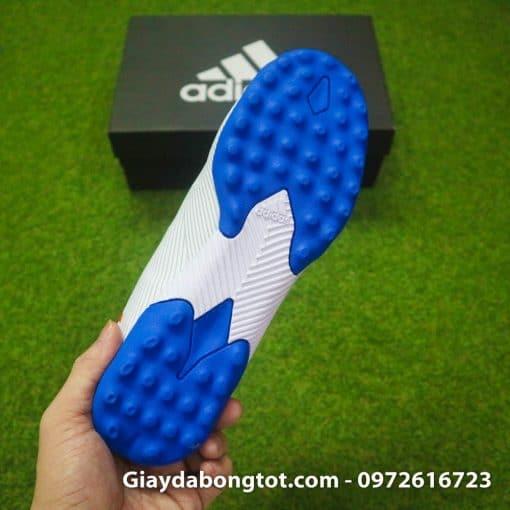 Giay da bong da mem Adidas Nemeziz 19.3 TF mau trang (1)