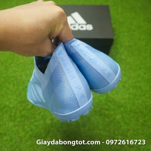 Giay da bong da vai Adidas Nemeziz 18.3 TF co thun om mat ca (12)
