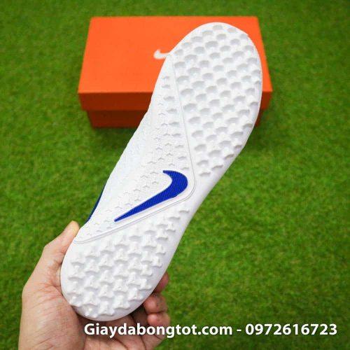Giay da bong om chan Nike Phantom VSN TF xanh duong trang Euphoria Pack (7)