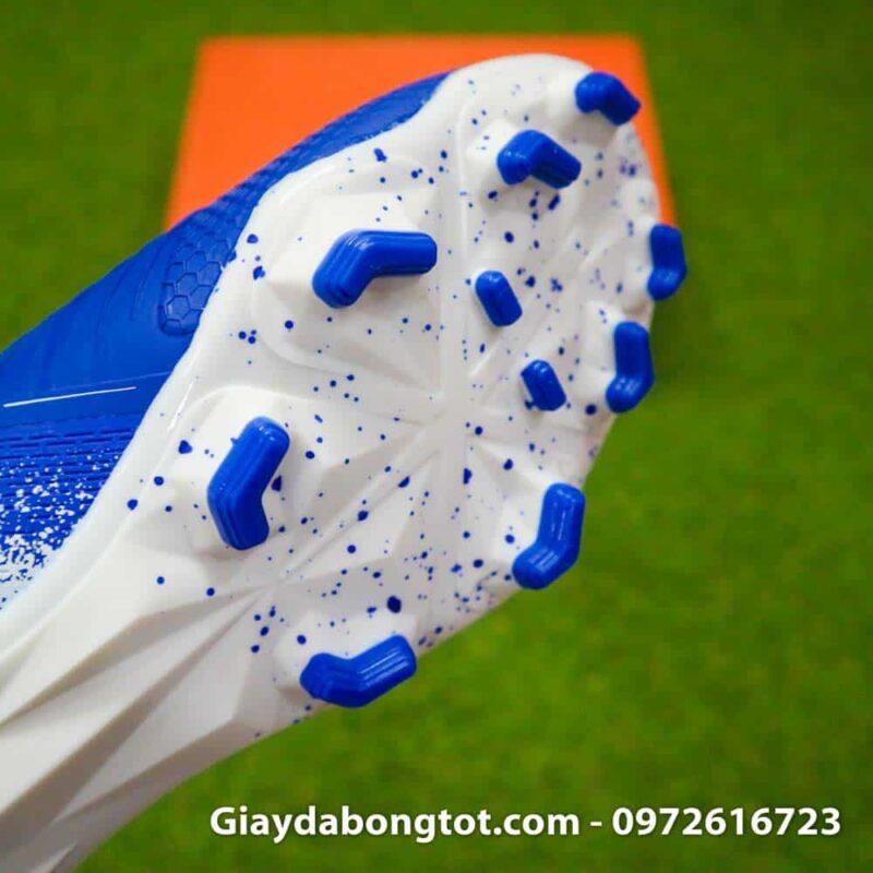 Giay da bong tien dao Nike Phantom VNM FG xanh duong trang Euphoria Pack (12)