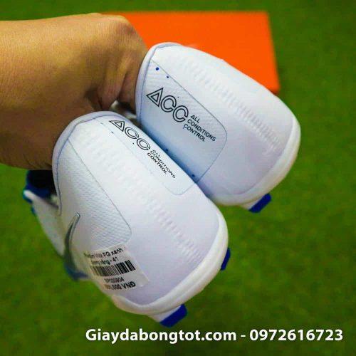 Giay da bong tien dao Nike Phantom VNM FG xanh duong trang Euphoria Pack (14)