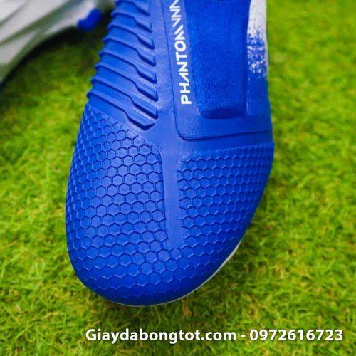Giay da bong tien dao Nike Phantom VNM FG xanh duong trang Euphoria Pack (4)