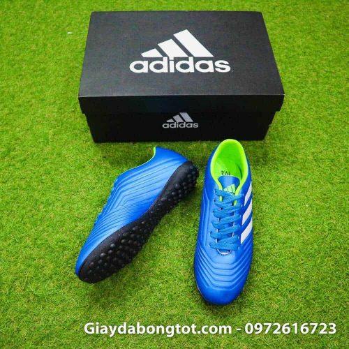 Giày đá bóng sân cỏ nhân tạo trẻ em Adidas Predator cực kỳ chất lượng cho các bé
