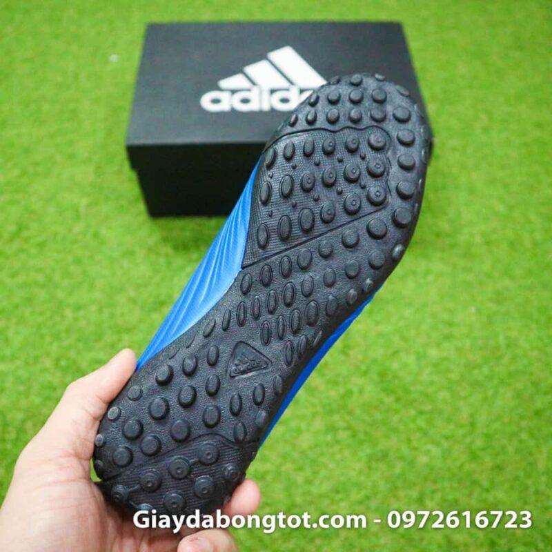 Giay da bong tre em Adidas Predator 18.4 TF xanh duong (7)