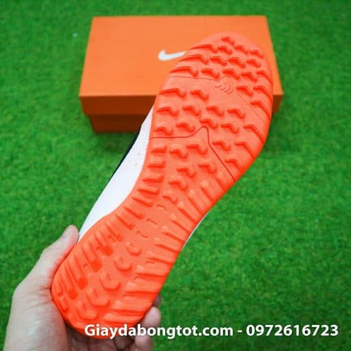 Giay san co nhan tao Nike Mercurial Vapor XII TF mau cam trang Euphoria Pack (12)