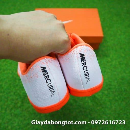 Giay san co nhan tao Nike Mercurial Vapor XII TF mau cam trang Euphoria Pack (13)