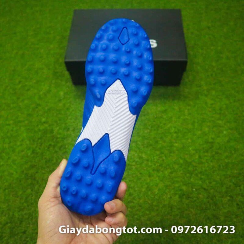 Giay bong da Adidas Nemeziz 19.3 TF xanh duong 2019 (1)