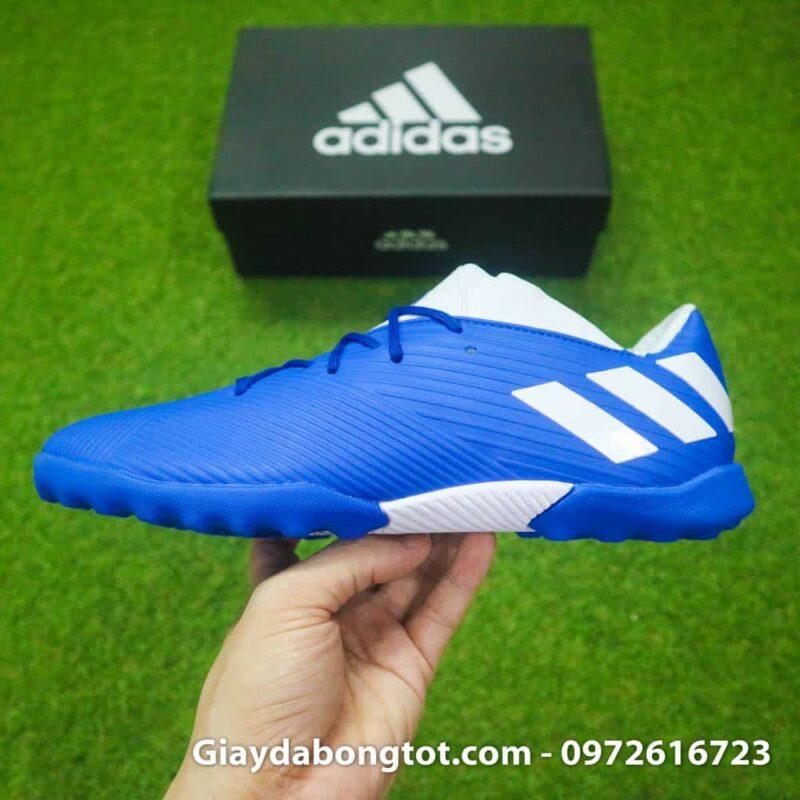 Giày bóng đá sân cỏ nhân tạo Nemeziz 19.3 TF có form giày thon gọn đẹp mắt