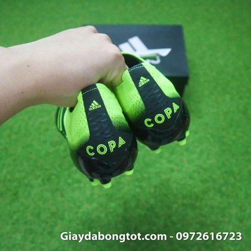Giay bong da da mem Adidas Copa 19.1 AG den chuoi 2019 (1)