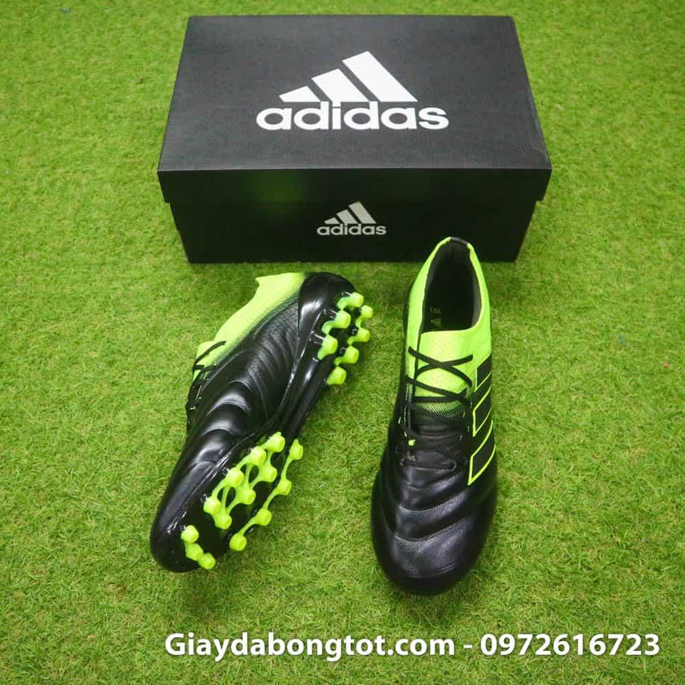 Giày đá banh Adidas Copa 19.1 với lớp da cực kỳ mềm êm và chất lượng