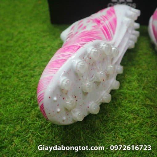 Giay da banh Adidas Nemeziz 18.1 AG hong trang (4)