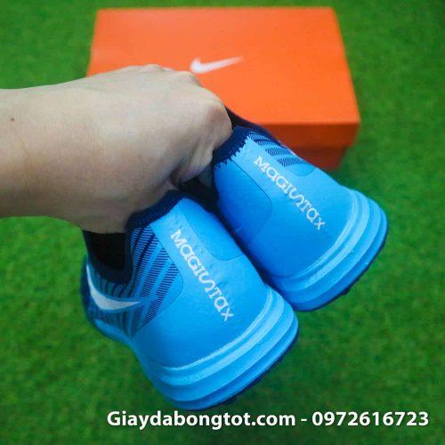 Giay da banh Nike Magista X TF tim than got xanh (1)