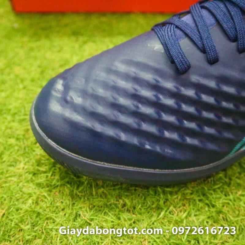 Giay da banh Nike Magista X TF tim than got xanh (11)