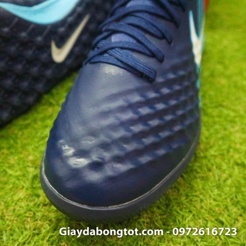Giay da banh Nike Magista X TF tim than got xanh (5)