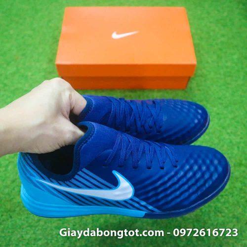 Giay da banh Nike Magista X TF tim than got xanh (7)