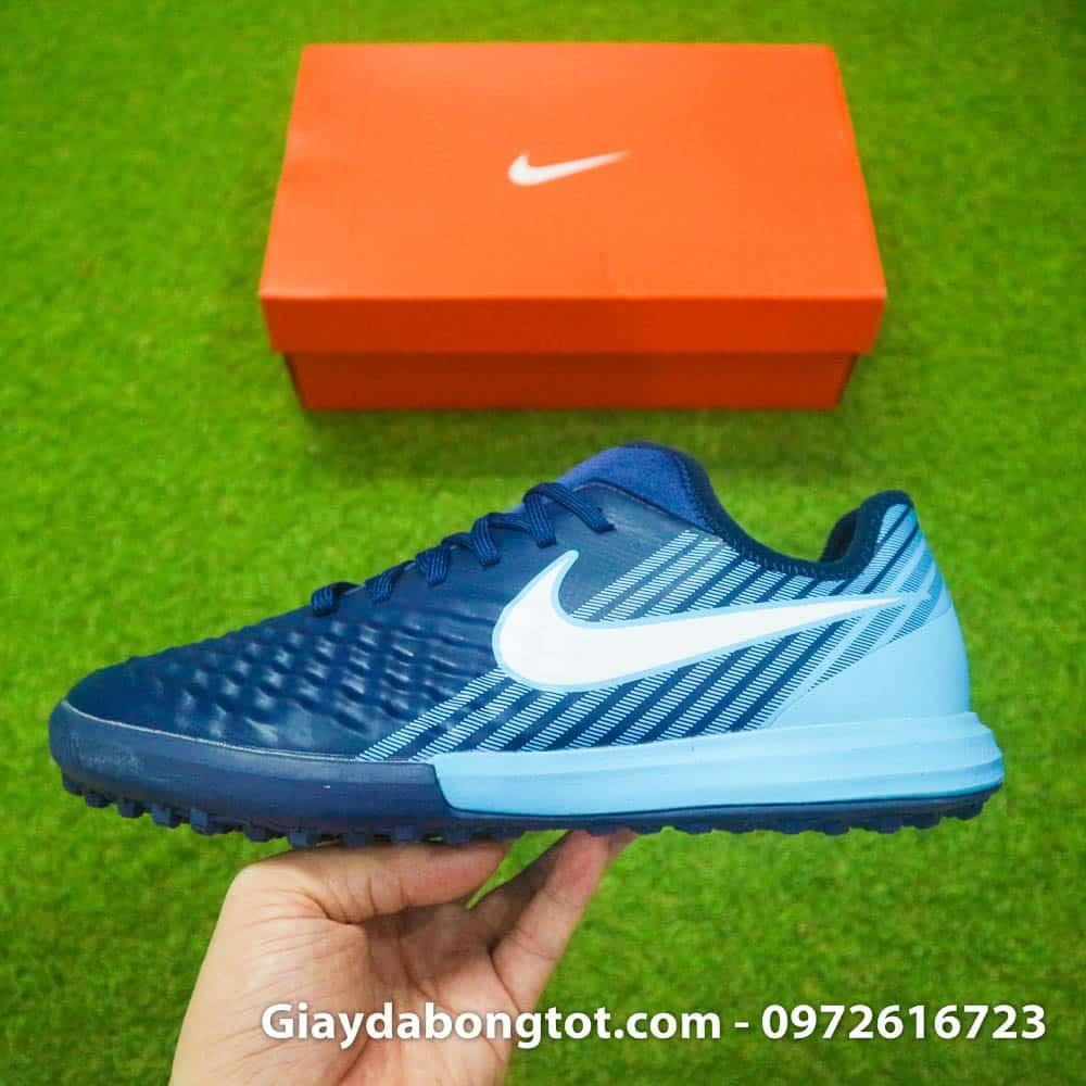 Giày đá banh Nike Magista X với thiết kế form giày mang lại sự chắc chân và thoải mái
