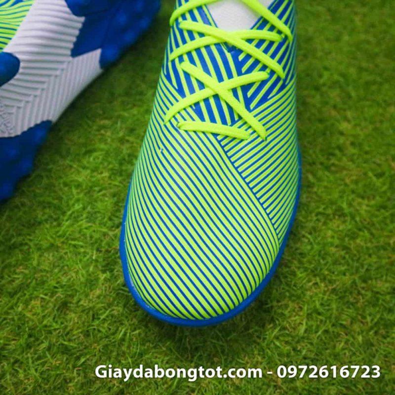 Giay da banh san co nhan tao Adidas Nemeziz 19.3 TF chuoi soc den (5)