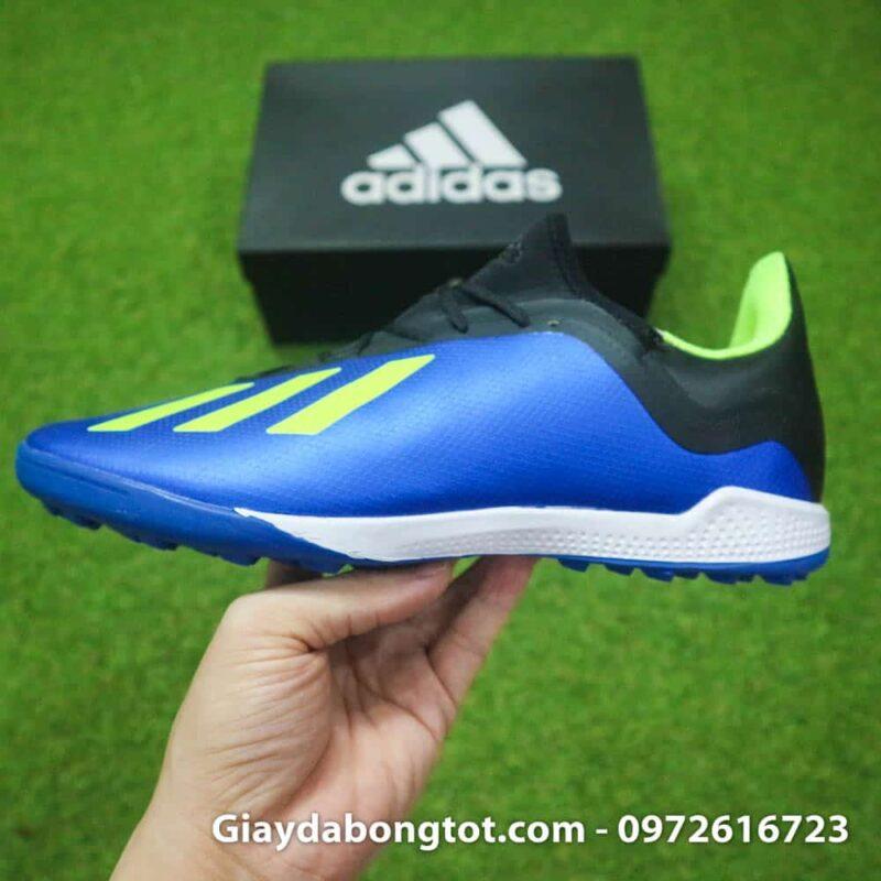 Giày đá banh sân cỏ nhân tạo Adidas X18.3 TF màu xanh dương cực hot tại Worldcup 2018