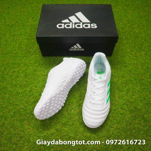 Giày đá banh sân cỏ nhân tạo Adidas Copa 19.4 TF có trọng lượng nhẹ so với dòng giày khác