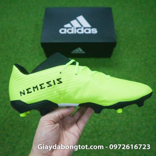 Giay da bong Adidas Nemeziz 19.3 FG vang chuoi da mem mong (9)
