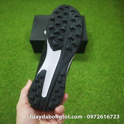 Giay da bong Adidas X18.3 TF den do san co nhan tao (1)