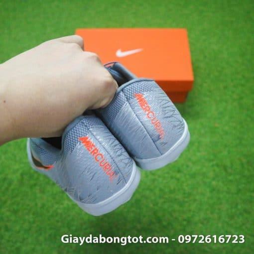 Giay da bong Nike Mercurial Vapor XII TF xam Victory Pack (13)