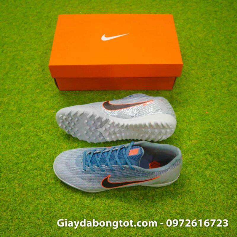Giay da bong Nike Mercurial Vapor XII TF xam Victory Pack (2)