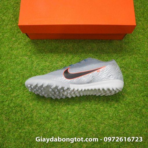 Giay da bong Nike Mercurial Vapor XII TF xam Victory Pack (4)