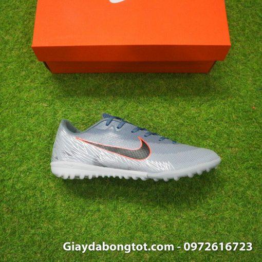 Giay da bong Nike Mercurial Vapor XII TF xam Victory Pack (5)