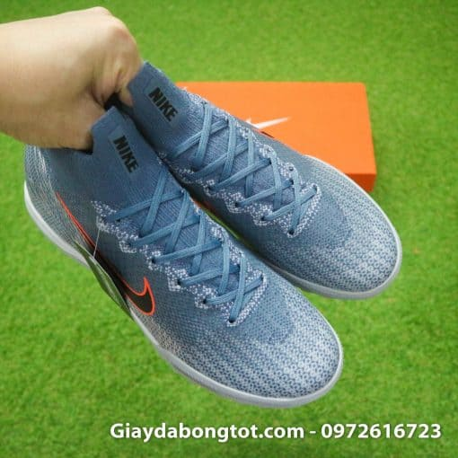 Giay da bong Nike cao co Mercurial Superfly 6 TF xam Victory Pack 2019 (13)