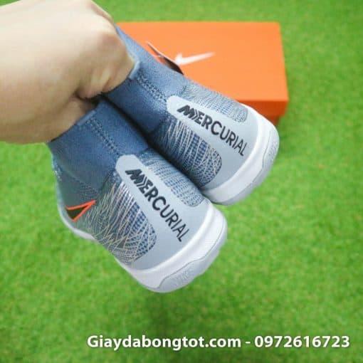 Giay da bong Nike cao co Mercurial Superfly 6 TF xam Victory Pack 2019 (14)