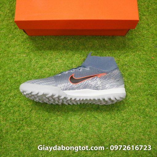 Giay da bong Nike cao co Mercurial Superfly 6 TF xam Victory Pack 2019 (4)