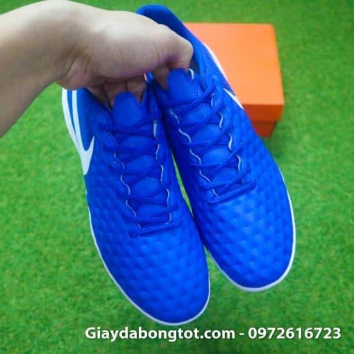 Giay da bong chan be Nike Tiempo 8 Pro TF xanh duong (6)