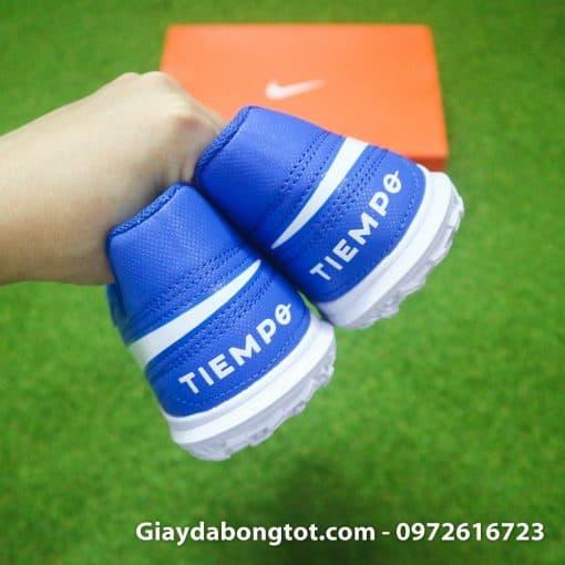 Giay da bong chan be Nike Tiempo 8 Pro TF xanh duong (7)