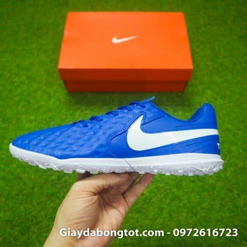 Giày đá bóng Nike Tiempo Academy TF có thiết kế thon gọn đẹp mắt
