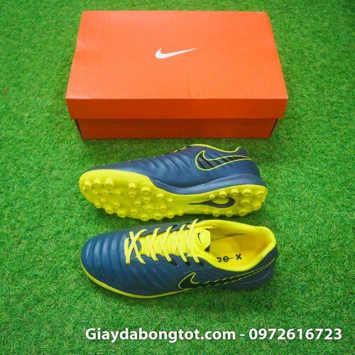 Giay da bong chan be Nike Tiempo Legend X 7 Pro mau xam den vang (2)