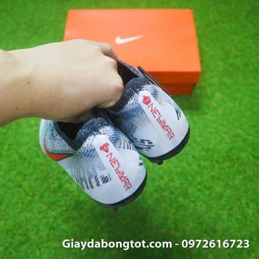 Giay da bong dinh sat Nike Mercurial Vapor XII Neymar TF den trang SG (10)