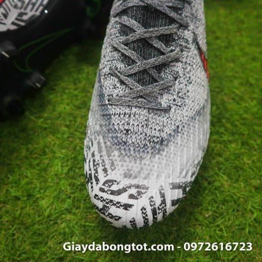 Giay da bong dinh sat Nike Mercurial Vapor XII Neymar TF den trang SG (4)
