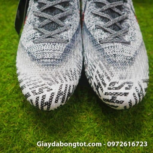 Giay da bong dinh sat Nike Mercurial Vapor XII Neymar TF den trang SG (6)