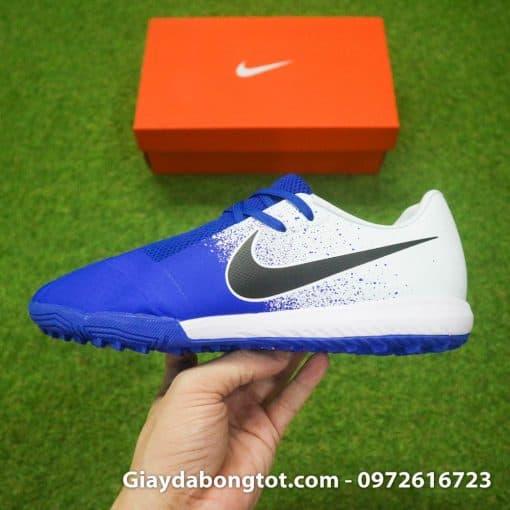 Giày sân cỏ nhân tạo Nike Phantom VNM TF với form giày thon gọn đế giày êm chân