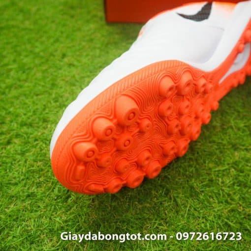 Giay da bong chan be Nike Tiempo Legend X 7 Pro mau trang cam 3