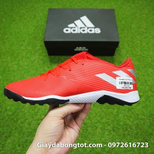 Giày bóng đá Adidas Nemeziz thế hệ mới năm 2019 với thiết kế form giày đẹp mắt ôm chân