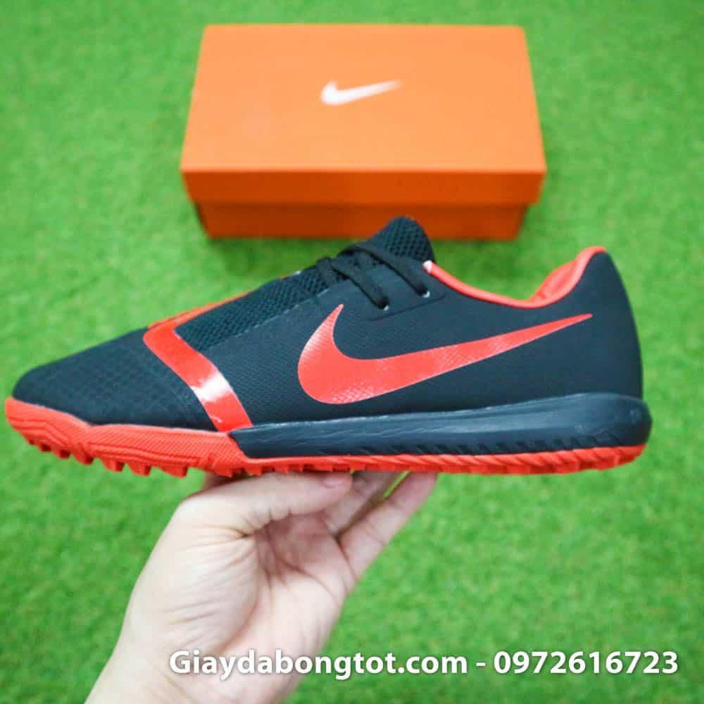 Thiết kế form giày bóng đá Nike Phantom Venom đinh TF rất thon gọn đẹp mắt