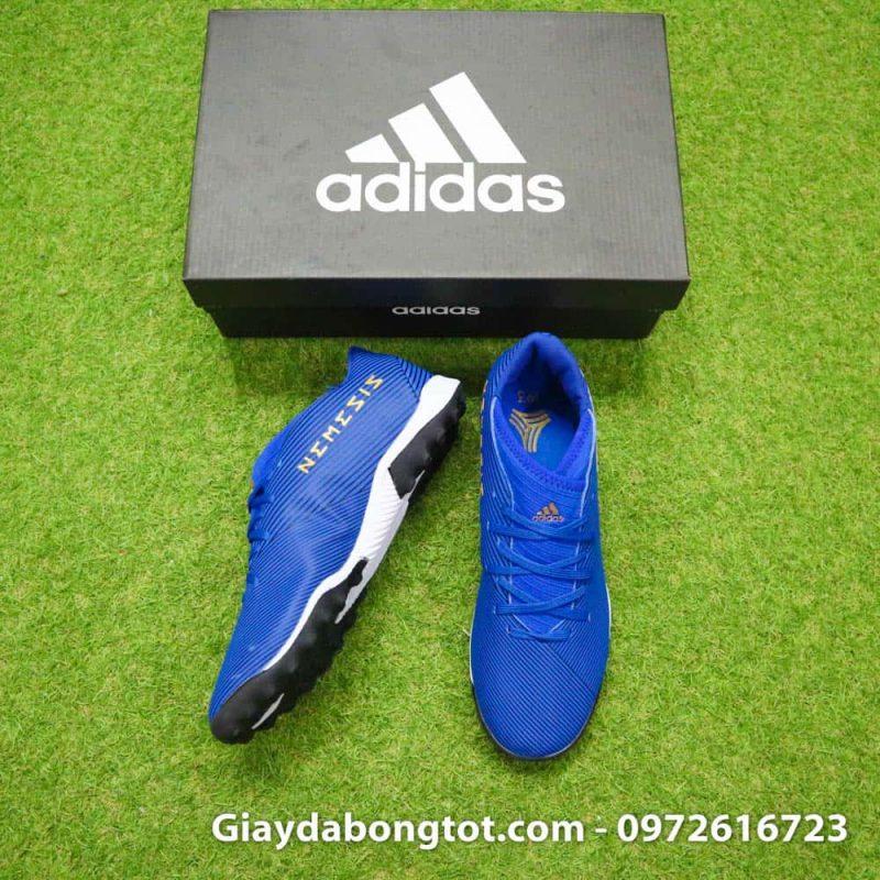 Giày sân cỏ nhân tạo Adidas Nemeziz 19.3 TF có form giày thoải mái với da mềm êm