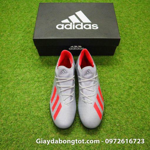 Form giày Adidas X19.3 TF thon gọn đẹp mắt hỗ trợ sút bóng tốt